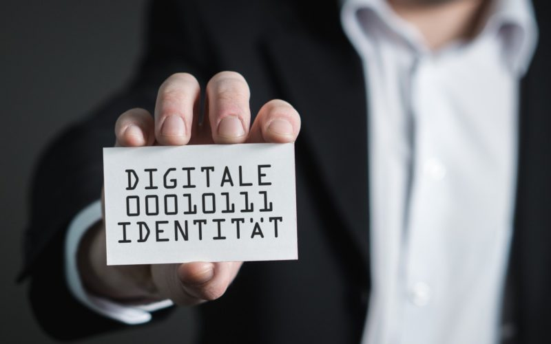Digitale Identität (Foto CC0 TeroVesalainen)