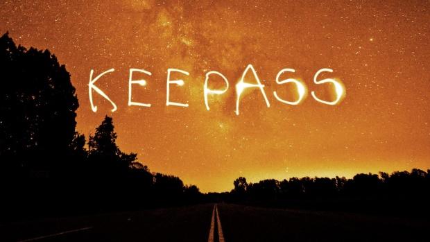 KeePass (Symbolbild, Photofunia)