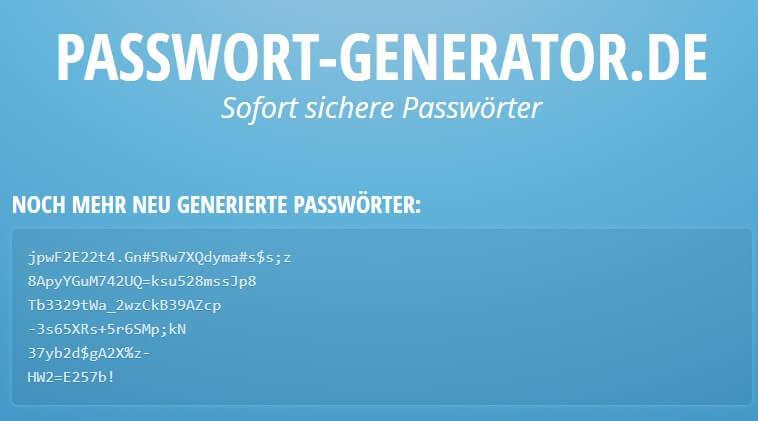passwort-generator.de