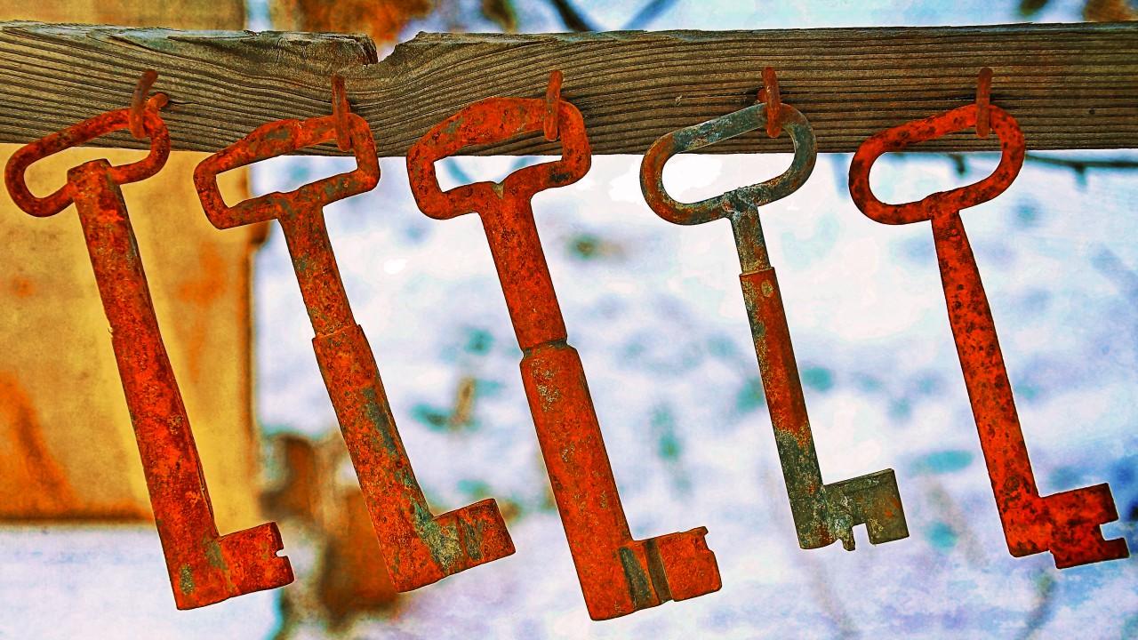Passwort Manager / Foto CC0 Pixabay GLady